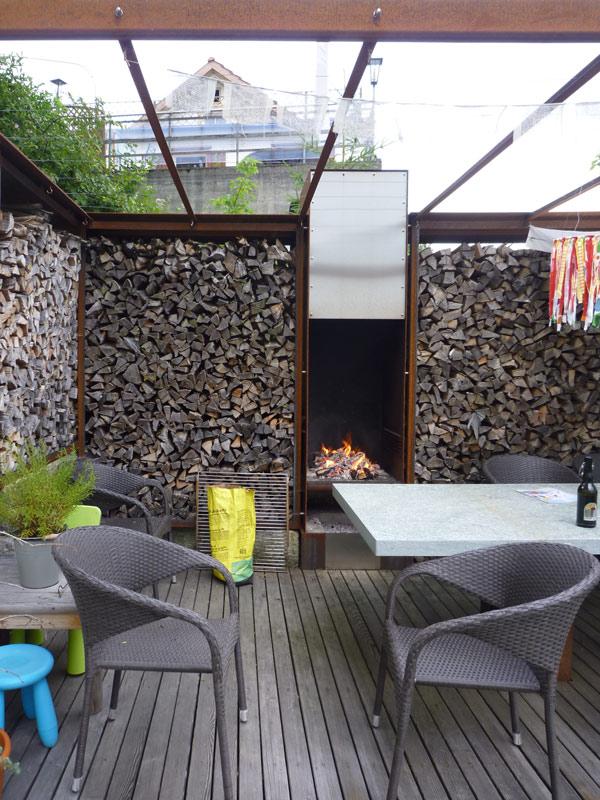 Garten Geländer mit beste stil für ihr wohnideen